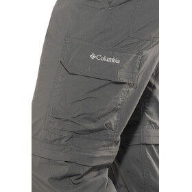 "Columbia Silver Ridge II - Pantalon long Homme - ""34 gris"